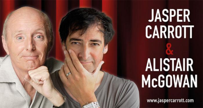 An Evening with Jasper Carrott & Alistair McGowan